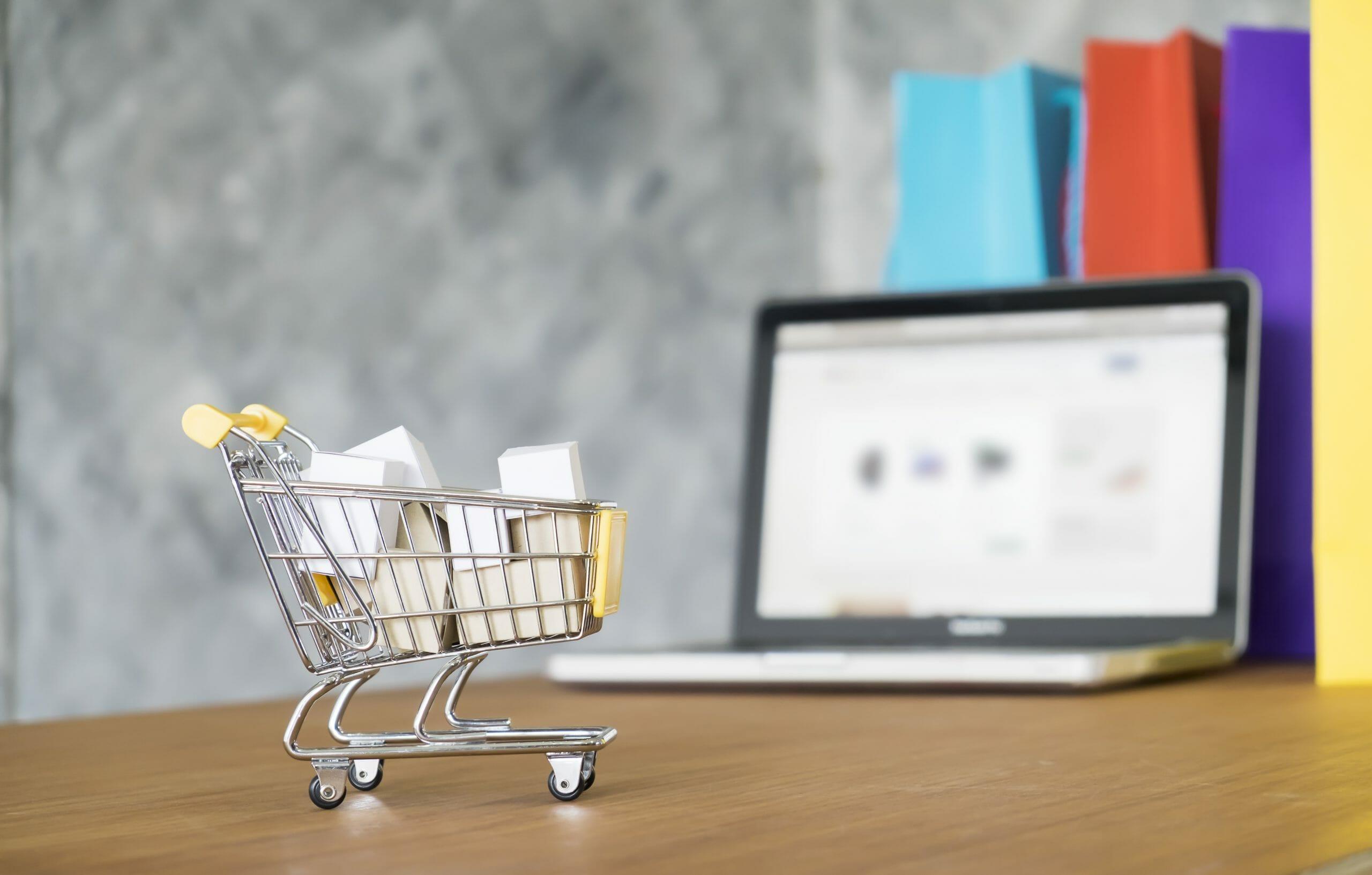 Custom eCommerce Web Design